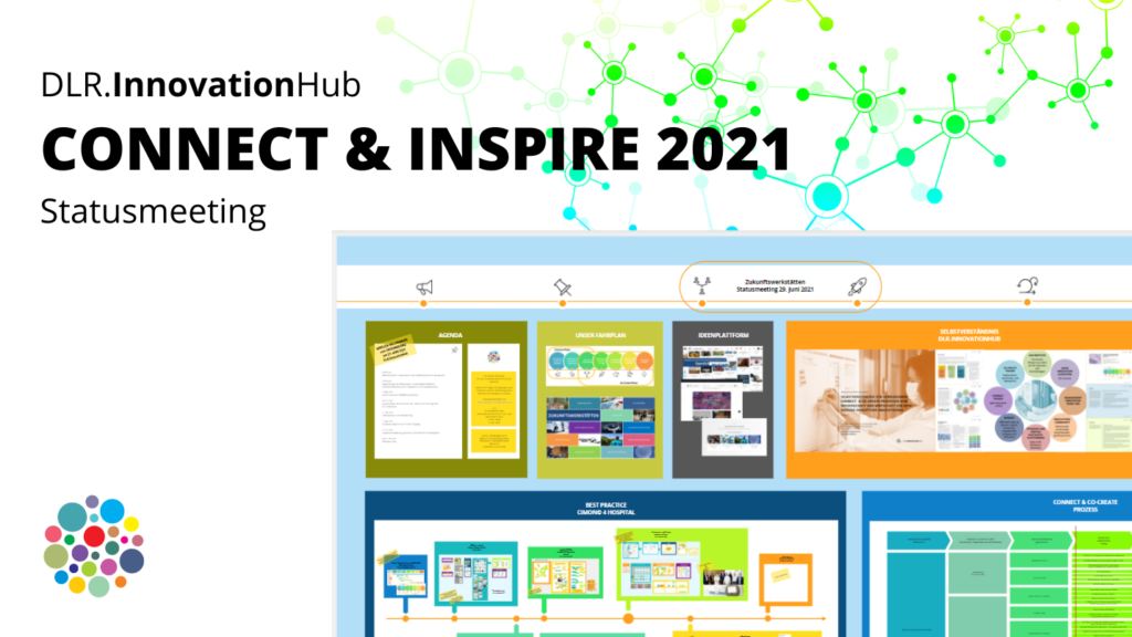 Statusmeeting: CONNECT & INSPIRE 2021